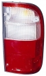 FANALE POST.  BIANCO ROSSO TOYOTA HILUX