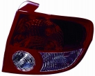 FANALE  POST/DX HYUNDAI GETZ 09/02>01/05